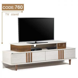 میز تلویزیون زیبا مدرن چوب