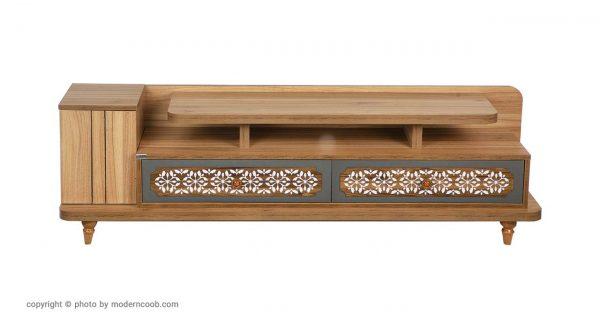 میز تلویزیون کد 700 مدرن چوب