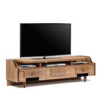 میز تلویزیون کد 750 مدرن چوب